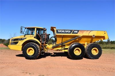 USED 2016 VOLVO A40G OFF HIGHWAY TRUCK EQUIPMENT #2268-6