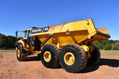 USED 2016 VOLVO A40G OFF HIGHWAY TRUCK EQUIPMENT #2268-7