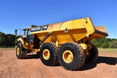 USED 2016 VOLVO A40G OFF HIGHWAY TRUCK EQUIPMENT #2268-8
