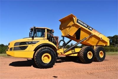 USED 2016 VOLVO A40G OFF HIGHWAY TRUCK EQUIPMENT #2268-9