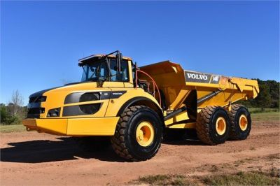 USED 2016 VOLVO A40G OFF HIGHWAY TRUCK EQUIPMENT #2269-1