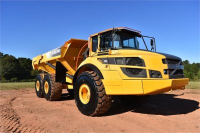 USED 2016 VOLVO A40G OFF HIGHWAY TRUCK EQUIPMENT #2269-10