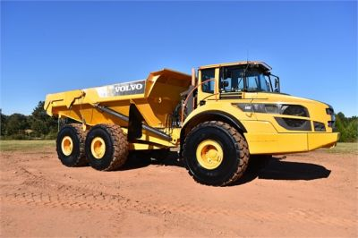 USED 2016 VOLVO A40G OFF HIGHWAY TRUCK EQUIPMENT #2269-11