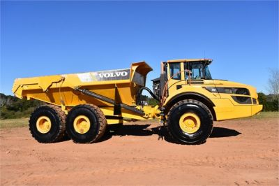 USED 2016 VOLVO A40G OFF HIGHWAY TRUCK EQUIPMENT #2269-12