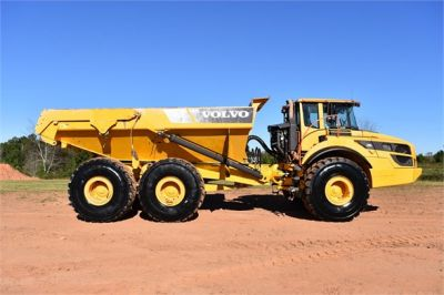 USED 2016 VOLVO A40G OFF HIGHWAY TRUCK EQUIPMENT #2269-13
