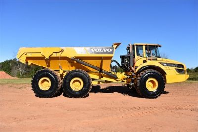 USED 2016 VOLVO A40G OFF HIGHWAY TRUCK EQUIPMENT #2269-14