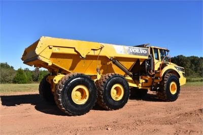 USED 2016 VOLVO A40G OFF HIGHWAY TRUCK EQUIPMENT #2269-15
