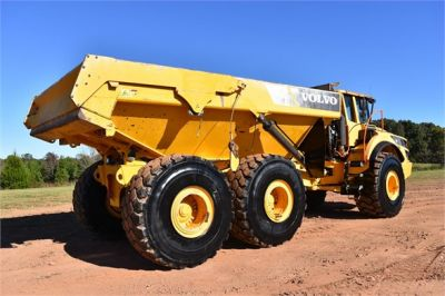 USED 2016 VOLVO A40G OFF HIGHWAY TRUCK EQUIPMENT #2269-16