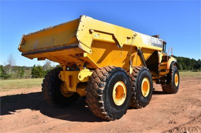 USED 2016 VOLVO A40G OFF HIGHWAY TRUCK EQUIPMENT #2269-17