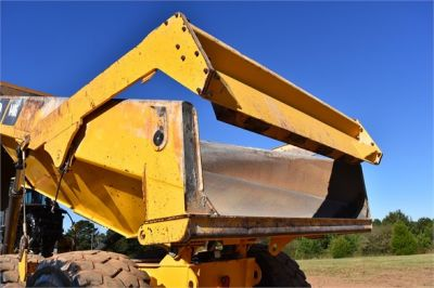 USED 2016 VOLVO A40G OFF HIGHWAY TRUCK EQUIPMENT #2269-18