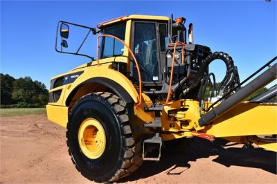 USED 2016 VOLVO A40G OFF HIGHWAY TRUCK EQUIPMENT #2269-19
