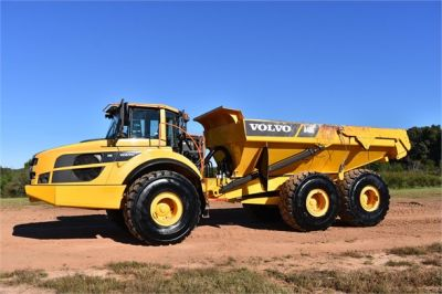 USED 2016 VOLVO A40G OFF HIGHWAY TRUCK EQUIPMENT #2269-2