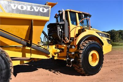 USED 2016 VOLVO A40G OFF HIGHWAY TRUCK EQUIPMENT #2269-20