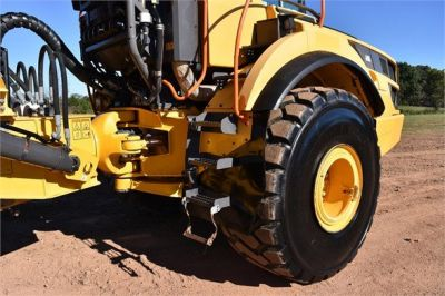 USED 2016 VOLVO A40G OFF HIGHWAY TRUCK EQUIPMENT #2269-21