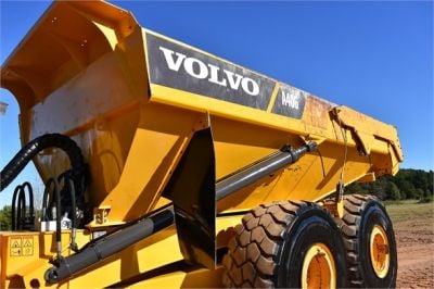 USED 2016 VOLVO A40G OFF HIGHWAY TRUCK EQUIPMENT #2269-22