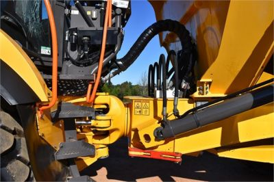 USED 2016 VOLVO A40G OFF HIGHWAY TRUCK EQUIPMENT #2269-25
