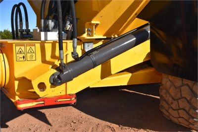 USED 2016 VOLVO A40G OFF HIGHWAY TRUCK EQUIPMENT #2269-28