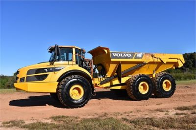 USED 2016 VOLVO A40G OFF HIGHWAY TRUCK EQUIPMENT #2269-3