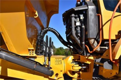 USED 2016 VOLVO A40G OFF HIGHWAY TRUCK EQUIPMENT #2269-36