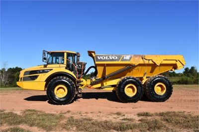 USED 2016 VOLVO A40G OFF HIGHWAY TRUCK EQUIPMENT #2269-4