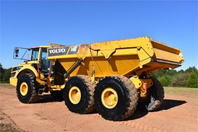 USED 2016 VOLVO A40G OFF HIGHWAY TRUCK EQUIPMENT #2269-5