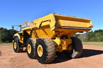 USED 2016 VOLVO A40G OFF HIGHWAY TRUCK EQUIPMENT #2269-6