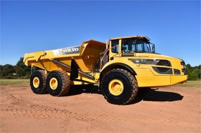 USED 2016 VOLVO A40G OFF HIGHWAY TRUCK EQUIPMENT #2269-8