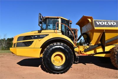 USED 2016 VOLVO A40G OFF HIGHWAY TRUCK EQUIPMENT #2269-9