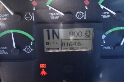 USED 2006 DEERE 544J WHEEL LOADER EQUIPMENT #2285-38
