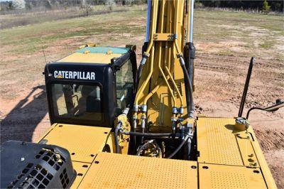 USED 2010 CATERPILLAR 336DL EXCAVATOR EQUIPMENT #2292-25