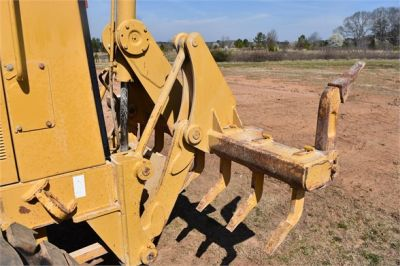 USED 1999 CATERPILLAR 140H MOTOR GRADER EQUIPMENT #2324-14