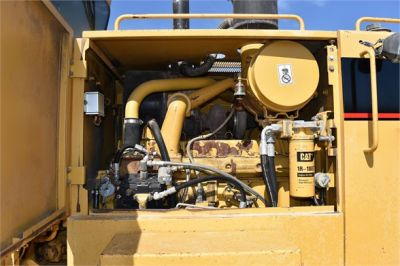 USED 1999 CATERPILLAR 140H MOTOR GRADER EQUIPMENT #2324-22