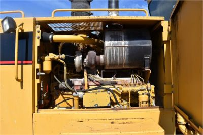 USED 1999 CATERPILLAR 140H MOTOR GRADER EQUIPMENT #2324-23