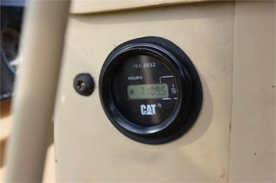 USED 1999 CATERPILLAR 140H MOTOR GRADER EQUIPMENT #2324-37