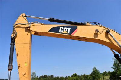 USED 2012 CATERPILLAR 320EL EXCAVATOR EQUIPMENT #2333-17