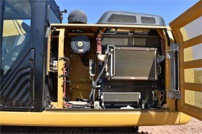 USED 2012 CATERPILLAR 320EL EXCAVATOR EQUIPMENT #2333-21