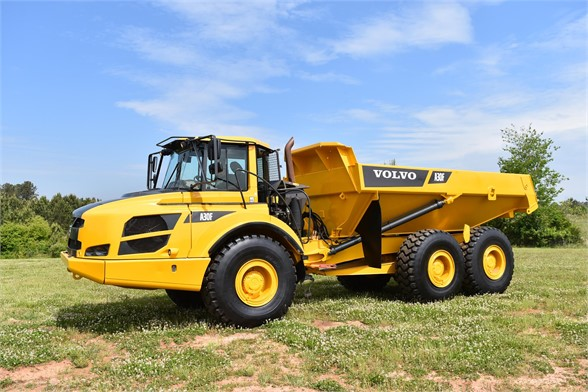USED 2013 VOLVO A30F OFF HIGHWAY TRUCK EQUIPMENT #2336