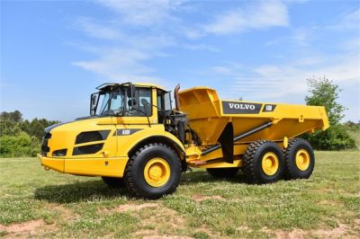 USED 2013 VOLVO A30F OFF HIGHWAY TRUCK EQUIPMENT #2336-1