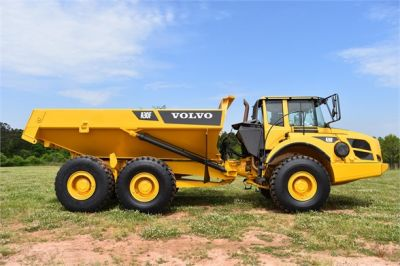 USED 2013 VOLVO A30F OFF HIGHWAY TRUCK EQUIPMENT #2336-14
