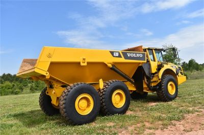 USED 2013 VOLVO A30F OFF HIGHWAY TRUCK EQUIPMENT #2336-15