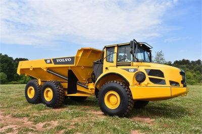 USED 2013 VOLVO A30F OFF HIGHWAY TRUCK EQUIPMENT #2336-16