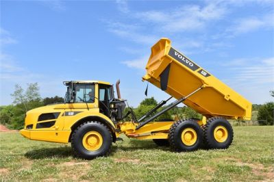 USED 2013 VOLVO A30F OFF HIGHWAY TRUCK EQUIPMENT #2336-17