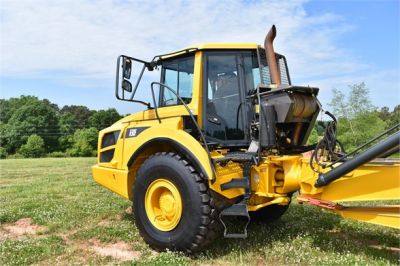 USED 2013 VOLVO A30F OFF HIGHWAY TRUCK EQUIPMENT #2336-19