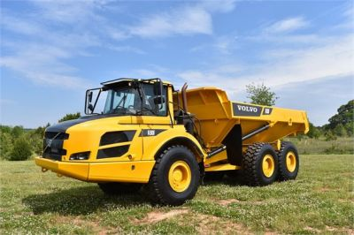 USED 2013 VOLVO A30F OFF HIGHWAY TRUCK EQUIPMENT #2336-2