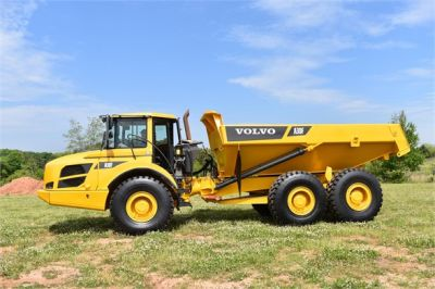 USED 2013 VOLVO A30F OFF HIGHWAY TRUCK EQUIPMENT #2336-4