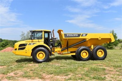 USED 2013 VOLVO A30F OFF HIGHWAY TRUCK EQUIPMENT #2336-5