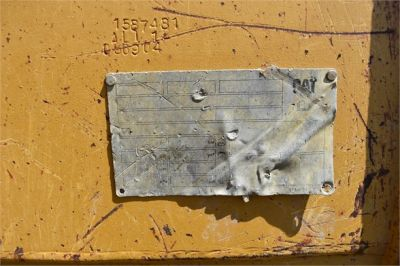 USED 2012 CATERPILLAR 938H WHEEL LOADER EQUIPMENT #2338-23