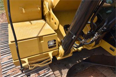 USED 2010 CATERPILLAR 345DL EXCAVATOR EQUIPMENT #2346-27