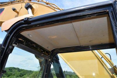 USED 2010 CATERPILLAR 345DL EXCAVATOR EQUIPMENT #2346-40