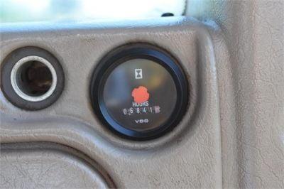 USED 2013 VOLVO L60G WHEEL LOADER EQUIPMENT #2354-32